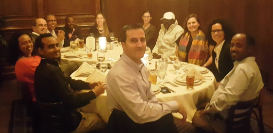 CORE Group and CGPP Ethiopia staff at APHA
